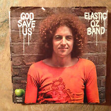 Elastic Oz Band God Save Us / Do The Oz NM- 1971 Picture Sleeve John Lennon