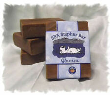Jack Frost_Glacier SPA Sulphur Mineral  Soaps Made in Montana _Handmade Homemade