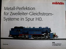 Catalogo MARKLIN Novità 1995-96 - DEU - Tr.16