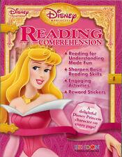 Disney Reading coloring book RARE UNUSED