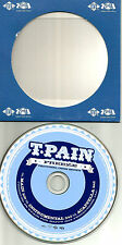 T PAIN & CHRIS BROWN Freeze w/ INSTRUMENTAL & ACAPPELLA PROMO DJ CD single 2008