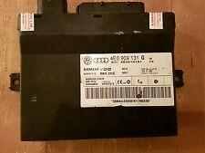Audi a8 4e Kessy FBS Steuergerät 4e0909131G incl. Datenkopie