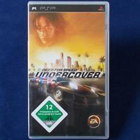 PSP - Playstation Portable ► Need for Speed: Undercover ◄