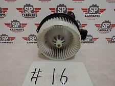 Acura MDX 08 09 10 11 12 13 OEM a/c heater blower motor fan AY272700-5060