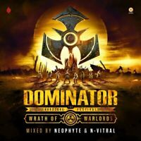 DOMINATOR 2018-WRATH OF WARLORDS -   2 CD NEW