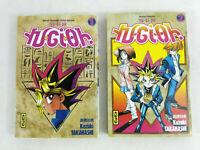 Lot de 2 Mangas Yu Gi Oh VF  Tomes 1 et 2  Envoi rapide et suivi