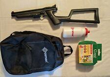 Vintage Crosman 1322 Medalist .22 Caliber Multi Pump Pellet Backpacker Kit