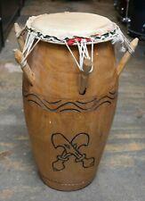 African Kpanlogo Conga Drum