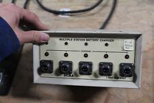 AMERICAN SIGMA MULTIPLE STATION BATTERY CHARGER