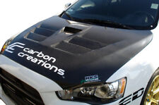 08-15 Mitsubishi Evolution GT Concept Carbon Fiber Body Kit- Hood!!! 104643