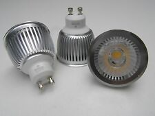 5 x 6W 420Lm LED GU10 NW 4000K Dimm 60 degree Downlight Ceiling Spotlight Globe