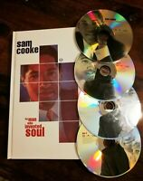 Sam Cooke - The Man who Invented the Soul Digibook 4x Cd Perfetto Mint