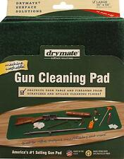 "Gun Cleaning Pad - Extra Large 16"" x 54"" - Drymate Mat - Machine Washable Green"