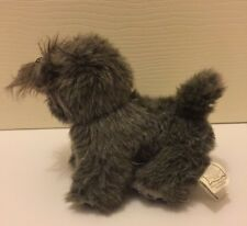 Wizard of Oz TOTO Dog Plush Toy Stuffed Animal Rubies Costume Co 1999