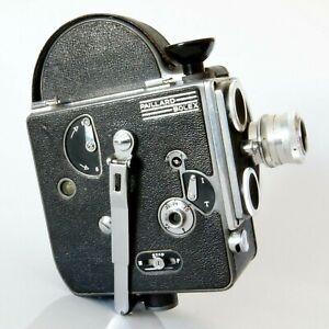 ✅ Paillard Bolex Original H-16 Vintage 16mm Movie Camera From 1936
