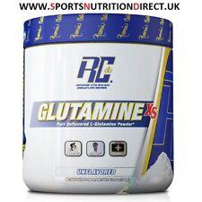 Ronnie Coleman RCSS - GLUTAMINE 120ser Unflavored  300 gr FREE RM 48