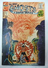 the many ghosts of doctor graves 42  1973 charlton comics