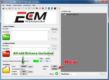 Ecm Titanium 1.61 with 26100 Drivers Soft of Tuning Remap Control Unit ECU Tuner