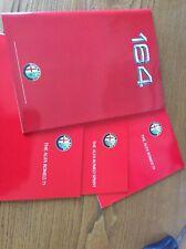Sales Brochure Alfa 33 75 164 Sprint 1988 Special Pack