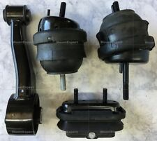 4PC MOTOR MOUNT FOR 2009-2011 BUICK LUCERNE 3.9L A//T TRANS MOUNT FAST FREE SHIP