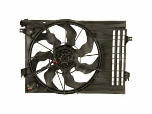 For 2005-2009 Hyundai Tucson Auxiliary Fan Assembly 28479DS 2006 2007 2008