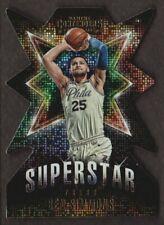 2018-19 Panini Contenders Superstar Die Cuts #5 Ben Simmons Philadelphia 76ers