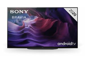 "TV OLED 48"" - Sony KD48A9BAEP, UHD 4K, Smart TV, 290W, Plata"