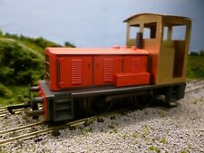 7mm NARROW GAUGE - EASY LOCO CONVERSION OPEN CAB FOR THE HORNBY BAGNALL  0-4-0 6