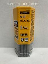 Dewalt Dw5403b25 Rock Carbide 316 X 6 12 Sds Plus Rotary Hammer 25 Pack