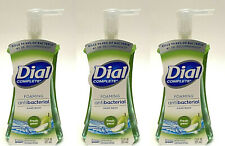 3 DIAL COMPLETE FOAMING HAND WASH FRESH PEAR LIQUID SOAP 7.5 OZ NEW