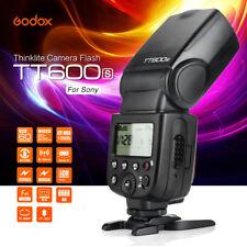 US Ship Godox TT600S 2.4G Wireless Transmission Camera Flash Speedlite for Sony