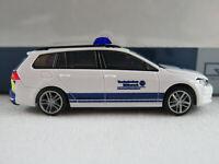 """Rietze 53311 VW Golf VII Variant (2013) """"THW Fürstenfeldbruck"""" 1:87/H0 NEU/OVP"""