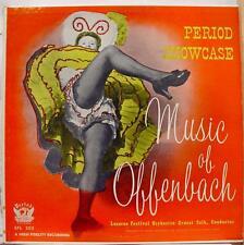 Falk - Music Of Offenbach LP VG+ 1st Press SPL 303 Vinyl Record