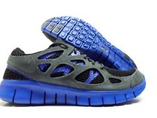 NIKE FREE RUN 2 EXT RUNNING BLACK/BLACK/HYPER BLUE SIZE MEN'S 8 [555174-044]