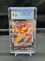 Pokemon Darkness Ablaze - Centiskorch VMAX 34/189 - CGC Graded 9.5 Gem Mint