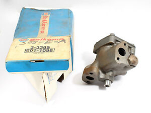 1966 1967 1968 1969 GMC Pickups Oil Pump ~ 305-E-A ~ 3-3389 ~ 601-1098 ~ M-70