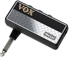 ️ Vox Amplug 2 Metal - Headphone Guitar amp