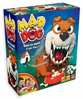 Mad Dog, Steal His Bones If You Dare, An Exciting Board Game for Kids Aged 4+
