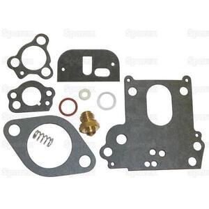 Carburetor Kit for IH International Tractor Zenith B-275 B-414 3414 3444 Backhoe