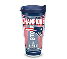 Tervis 24oz Tumbler:  New England Patriots Super Bowl 53 Champions
