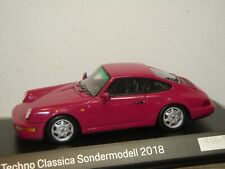 Porsche 911 964 Carrera 4 - Spark 1:43 in Box *37265