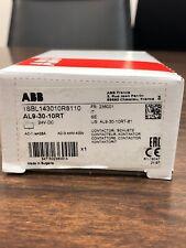 NEW ABB AL 9-30-10RT Contactor