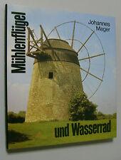 Mulini ala e wasserrad = libro specializzato/200 immagini Dr. Giovanni Magri 1990