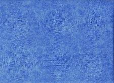 "Patchworkstoff - Makower Dimples -""Blue""- Blau - Basic - Br.110cm - Meterware"