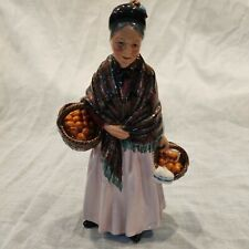 New ListingRoyal Doulton Figurine - The Orange Lady - Hn1759 D