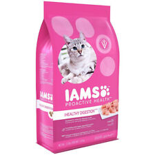 Iams Cat Proactive Health Healthy Digestion with Chicken & Turkey 1.59kg