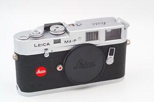 Leica M4-P, silber, Sonderserie 1913-1983, sehr schön, OVP