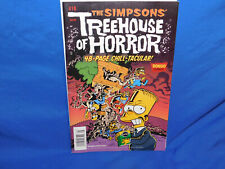 Bongo Comics Simpsons Treehouse of Horror #18 FN/VF (2012)