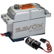 Savox SA-1283SG Super Torque Steel Gear Digital Servo + Glitch Buster