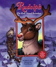 RUDOLPH The Red-Nosed Reindeer (Brand New Paperback Version) Robert L May